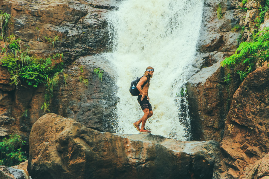 OLA WATERFALLS COCLE