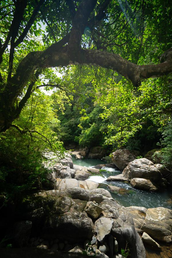 el salto waterfalls santa fe alto