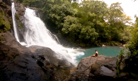 salto el subi waterfall