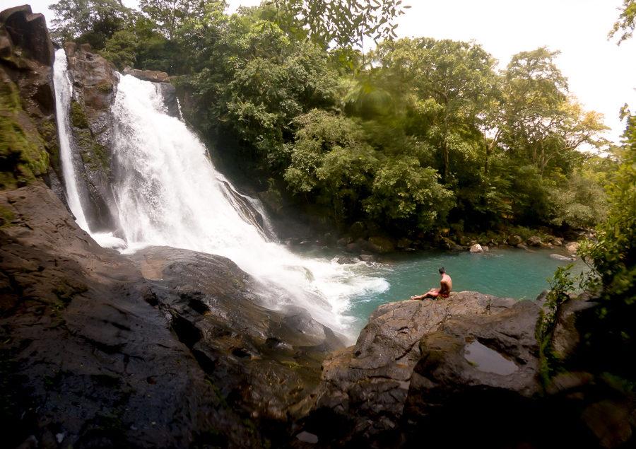 salto el subi waterfall