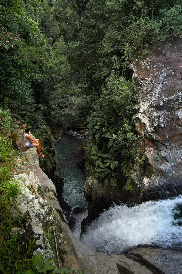 manglarito waterfall chame