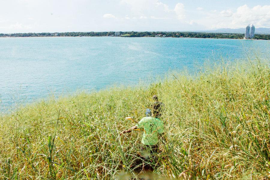 ISLA FARALLON BEACH PANAMA