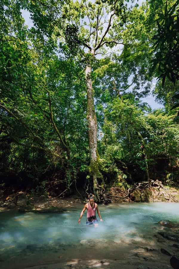 aguilar falls panama