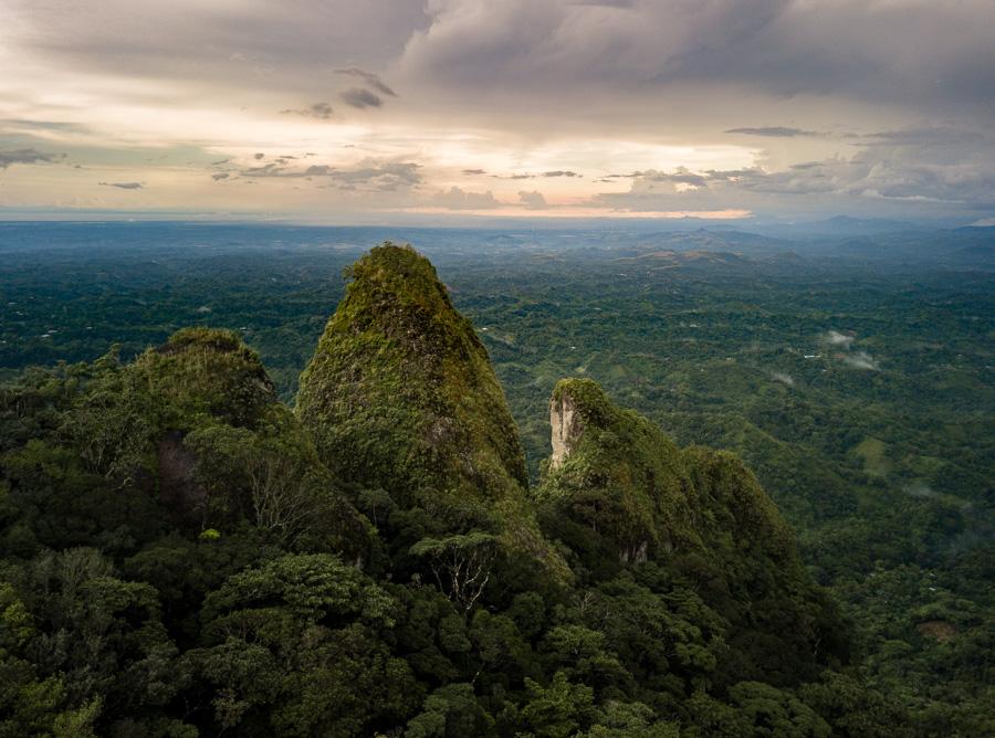 cerro turega cocle panama