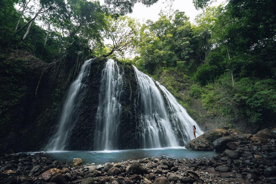 nativa waterfall sora panama