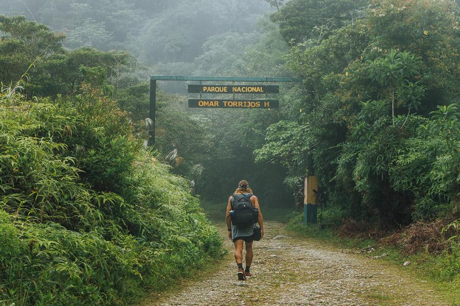 tife waterfall hike