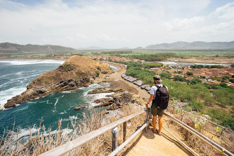 PAPUMA BEACH AND PAYANGAN BEACH IN EAST JAVA
