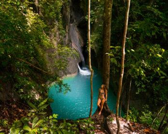 KABUTONGAN WATERFALL TREK-02729