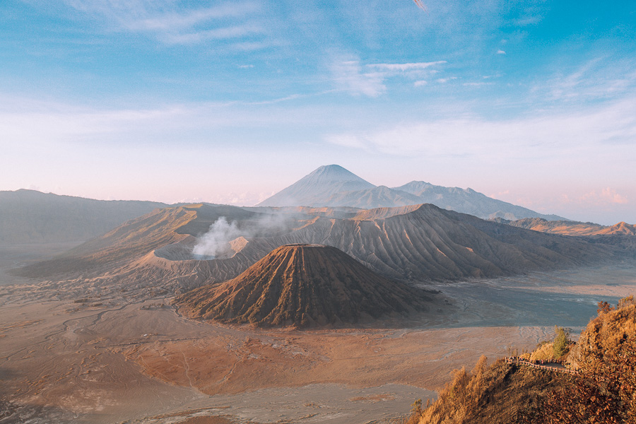 mount bromo without a tour king kong hill