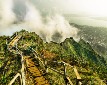 THE STAIRWAY TO HEAVEN OAHU, HAWAII: UPDATED 2018