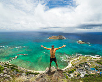 TOM TOM TRAIL IS MOST UNDERRATED HIKE ON OAHU